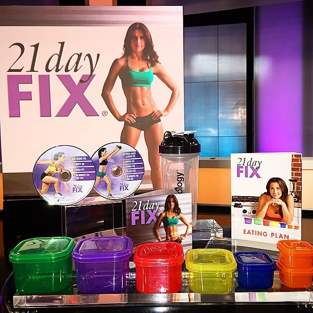 kit complet 21 Day Fix