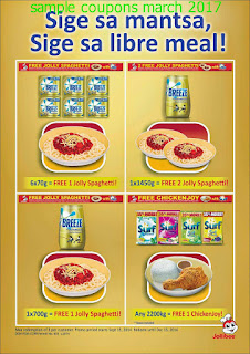 free Jollibee coupons for march 2017