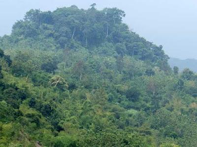 Sitanjung hill
