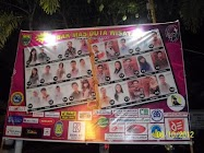 Duta Wisata Batang 2012