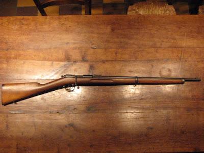 Carabine scolaire de tir de type Flaubert