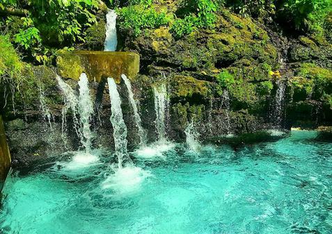 tempat wisata pemandian kalireco malang