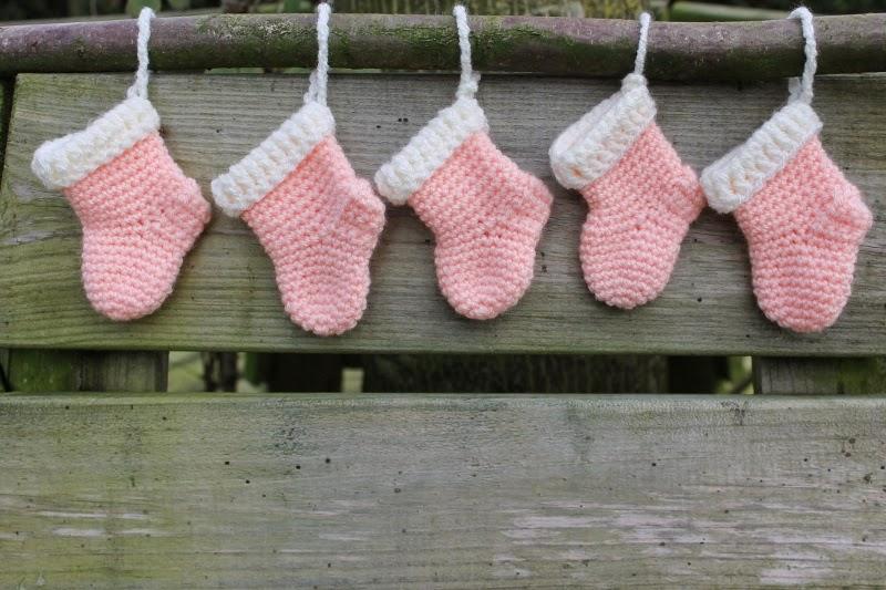 Frutsels En Prutsels Haken Voor Kerstsokjes En Engeltjes
