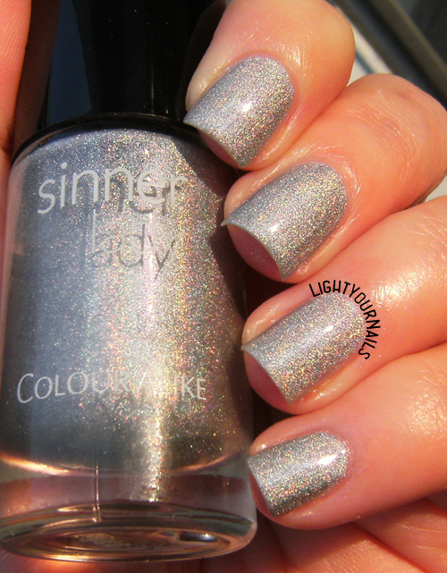 ABC challenge: Colour Alike Sinner Lady