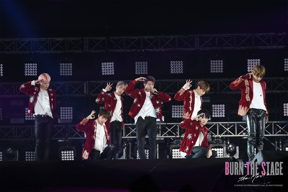 "UCI abre mais sessões para ""BTS - Burn The Stage: The Movie"" no Brasil"