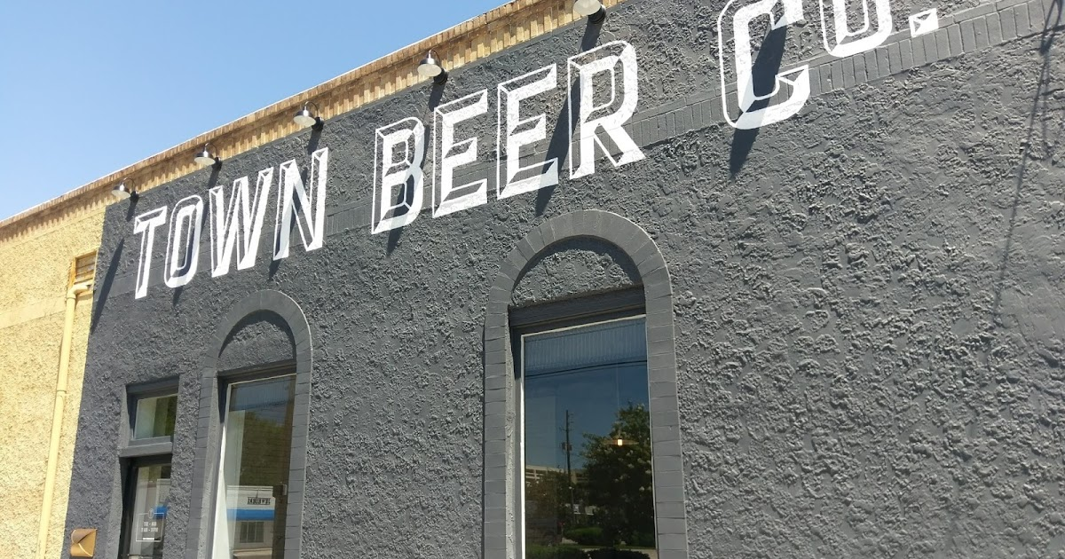 Brewnymph all about local at town beer co new for Craft beer jacksonville fl