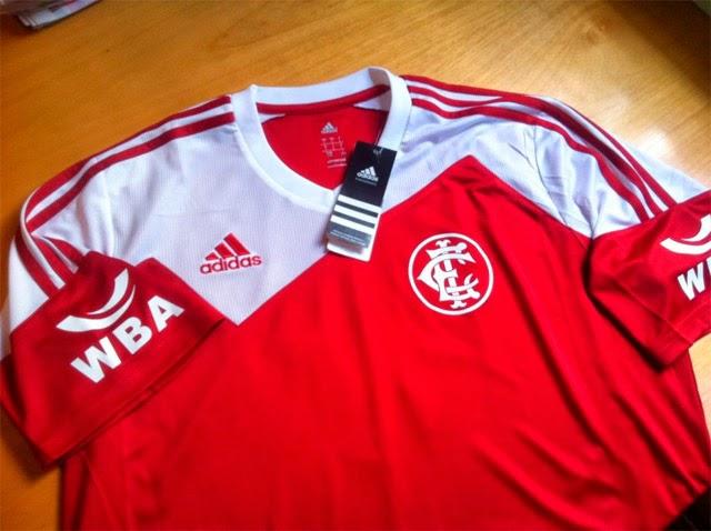 Camisa do Inter-SM fornecida pela Adidas custará entre R  89 e R  119 c86a78bfe5a02