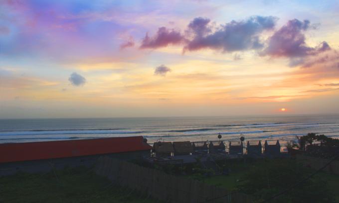 Impressive Restaurant in Bali - Ji Terrace by the Sea by Hotel Tugu - Canggu, Bali