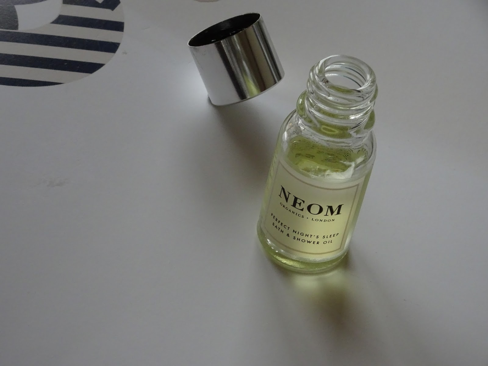 Neom Perfect Night's Sleep Bath and Shower Oil