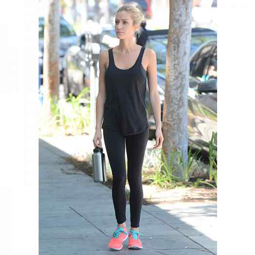 Celebrities Who Look Amazing In Workout Clothes