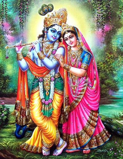 Krishna Radha Wallpaper Images