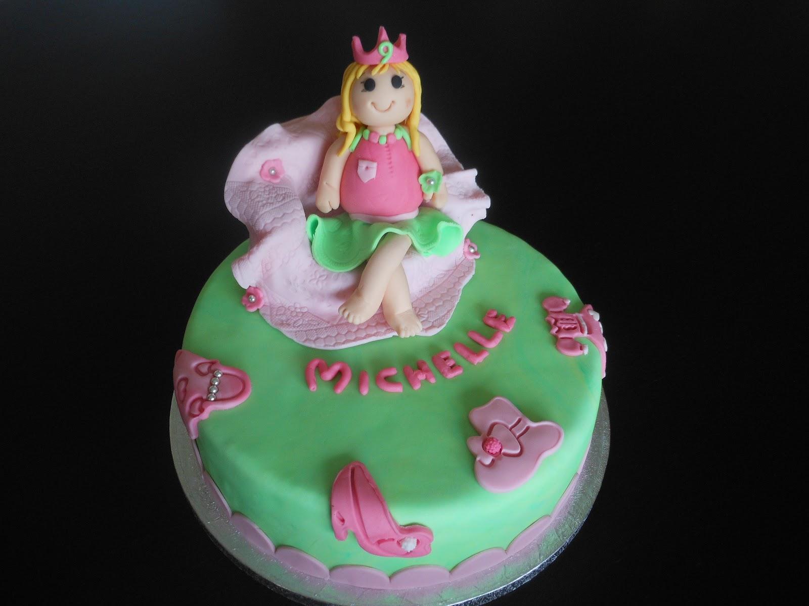 Top Dolci Spignatti: Buon Compleanno Michelle IH55