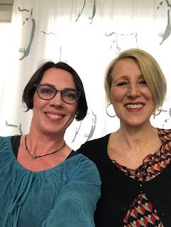 Författarbesök med Elsie Petrén