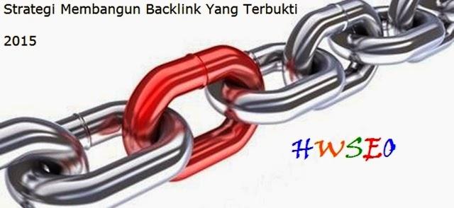 strategi membangun backlink yang ampuh