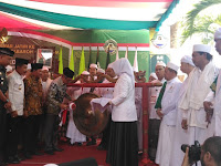 Guru Mursyid dan Khalifah JATMI Sepakat Dukung Pemerintahan yang Sah