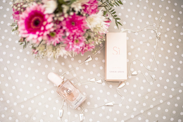 Spring perfume favourites Georgio Armani Si