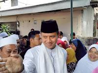 Marbot Masjid Lakukan Hal Yang TIDAK Pantas Saat Agus Yudhoyono Kampanye di Jakarta Barat