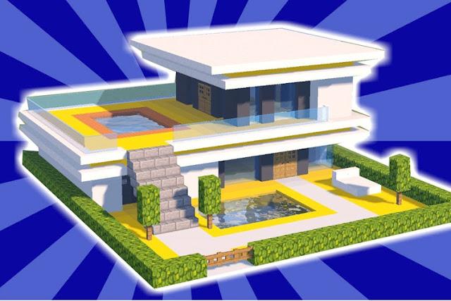 Cara Membuat Rumah di Minecraft Yang Gampang dan Keren