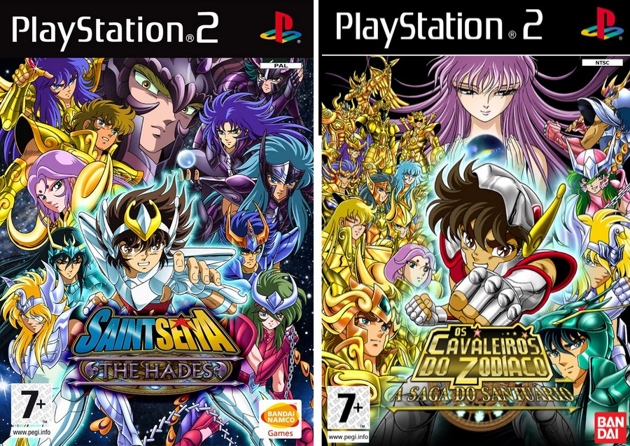 DO DOWNLOAD HADES CAVALEIROS ZODIACO ISO GRATUITO PS2