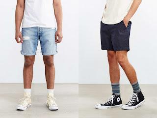 Menggabungkan kaos kaki dengan celana yang cocok untuk