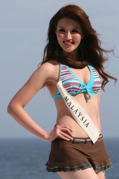 Askrie Hishamuddin GAMBAR HOT Soo Wincci Miss World