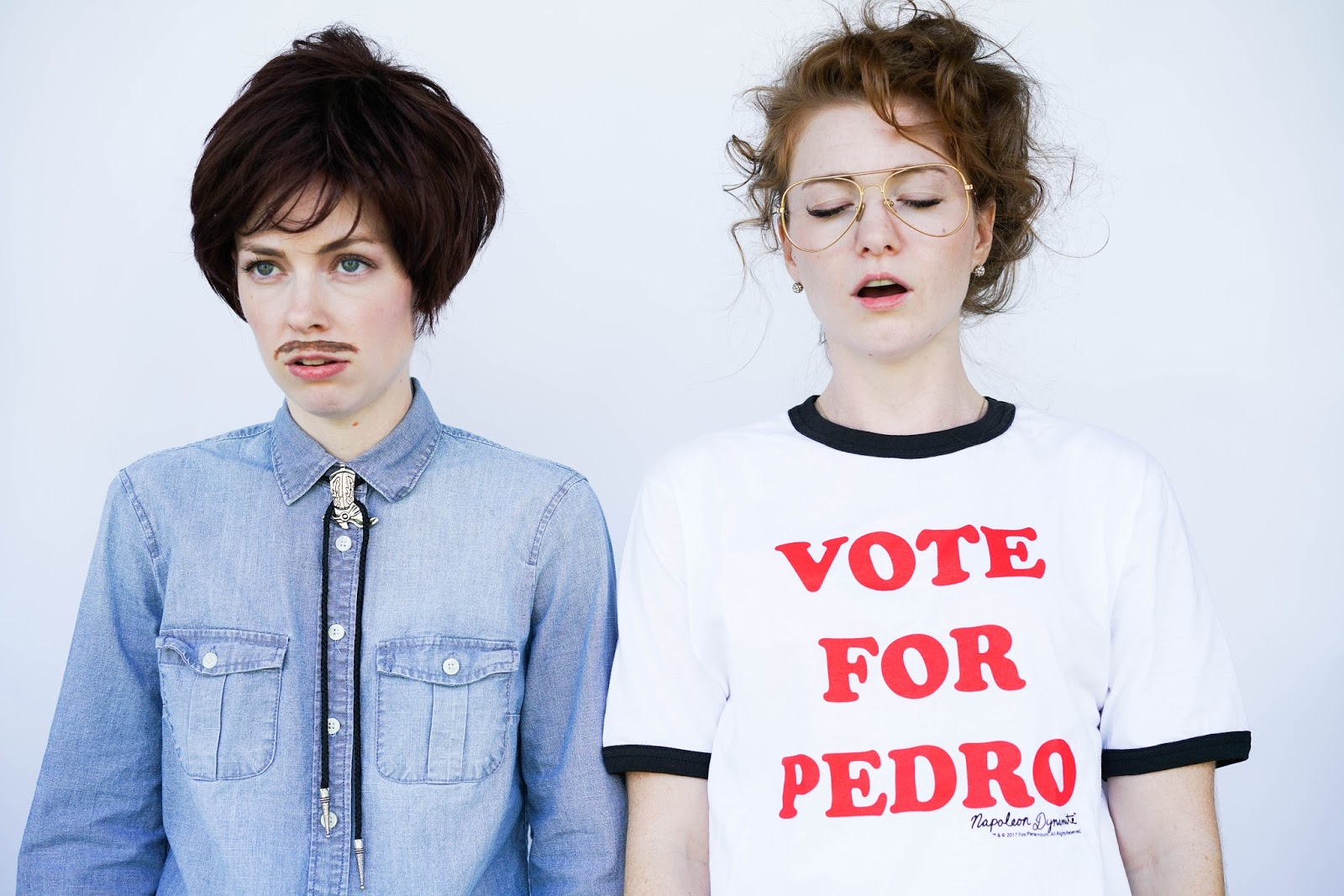 do it yourself divas DIY Vote for Pedro and Napoleon Dynamite