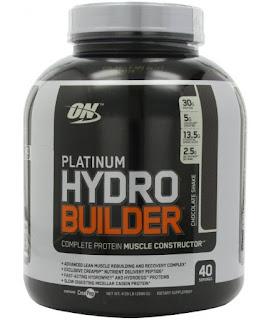معلومات كاملة عن المكمل الغذائي بلاتينيوم هايدرو بيلدر Platinum Hydro Builder