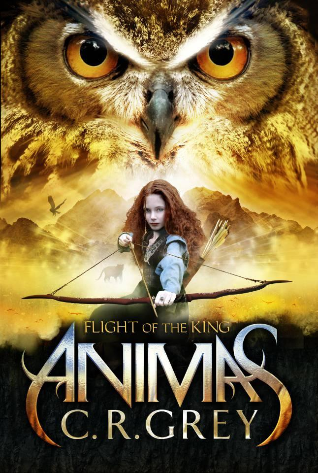 Kids' Book Review: Review: Flight of the King (Animas #2)