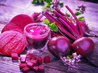beetroot - die rote Bete - Beta vulgaris