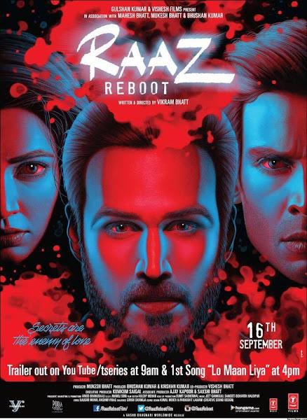 Poster Of Raaz Reboot 2016 Hindi 720p HDRip Full Movie Download