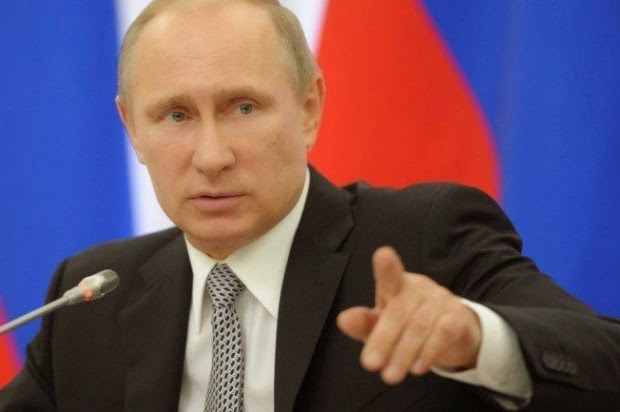 Πρόεδρος Πούτιν: Το τουρκικό καθεστώς έχει καταστεί σοβαρή απειλή για τη διεθνή ασφάλεια