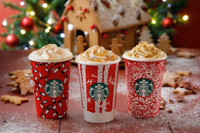 【期間限定】日本Starbucks又出新品 蘋果主題特飲