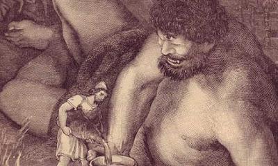 mito ciclope mitologia griega