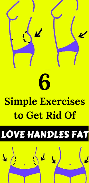 6 Simple Exercises to Get Rid Of Love Handles In Few Weeks