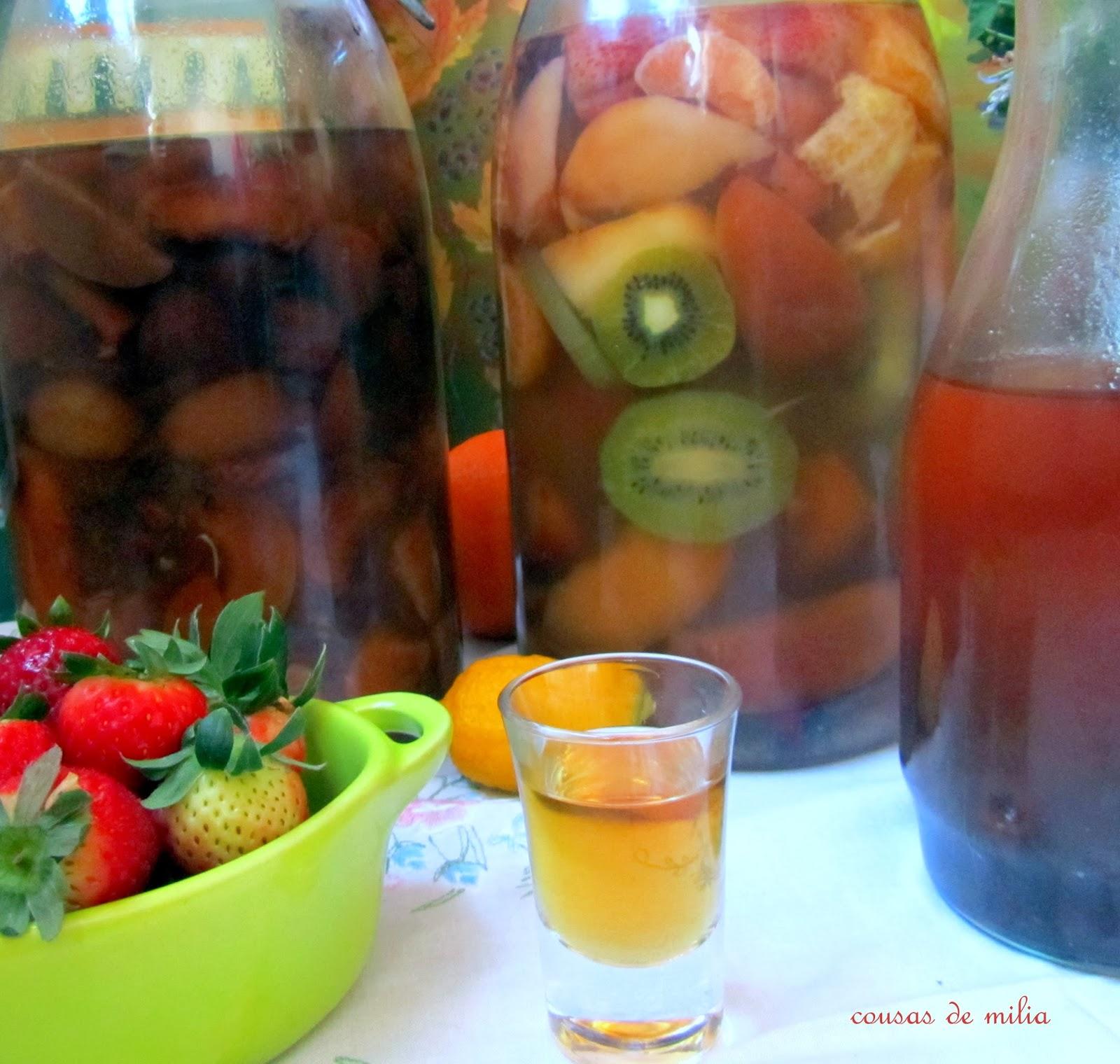 Aguardiente de frutas