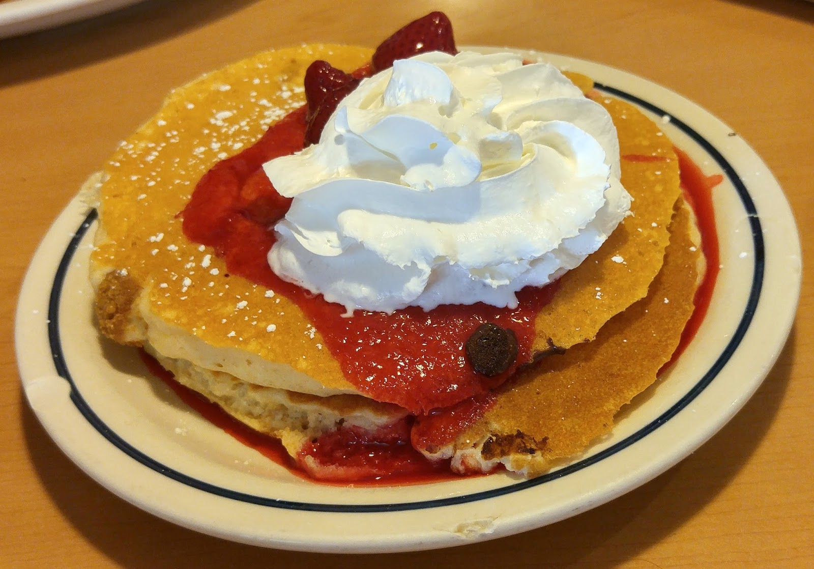 ihop creates delicious seasonal flavored pancakes for the