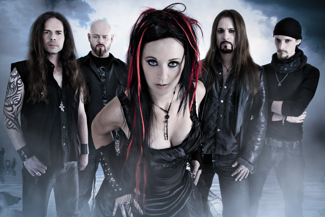 Sirens of Darkness: List of Female Metal Bands - Part 1