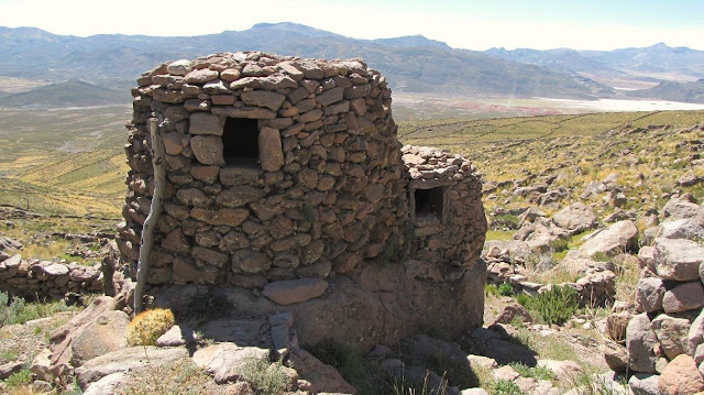 Unexpected agricultural production allowed pre-Hispanic society to flourish in arid Andes