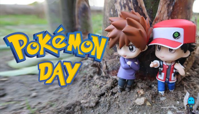 Celebrating Pokémon Day