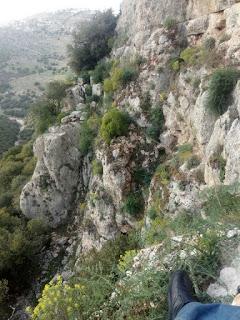 جمال الصخور في عنبه الاردن