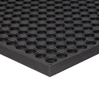 Greatmats perforated workshop industrial mat