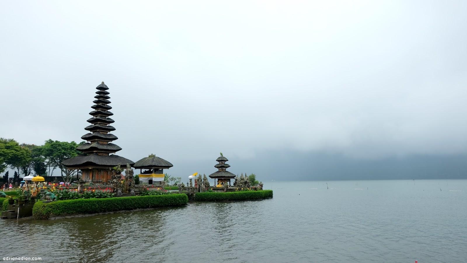 Tur Cokelat Bali Nikmatnya Cokelat Frisian Flag - Pura Ulundanu