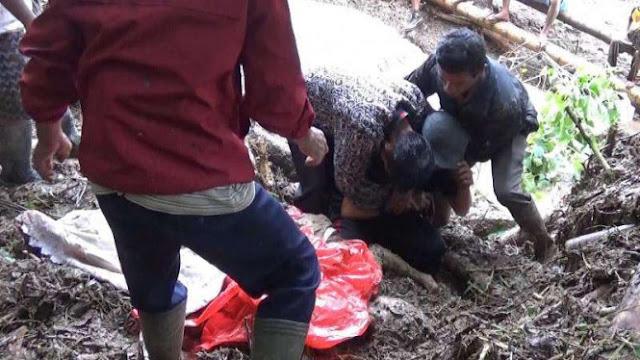 Korban Tewas Banjir Bandang Sumbar Bertambah, Sudah 4 Ditemukan