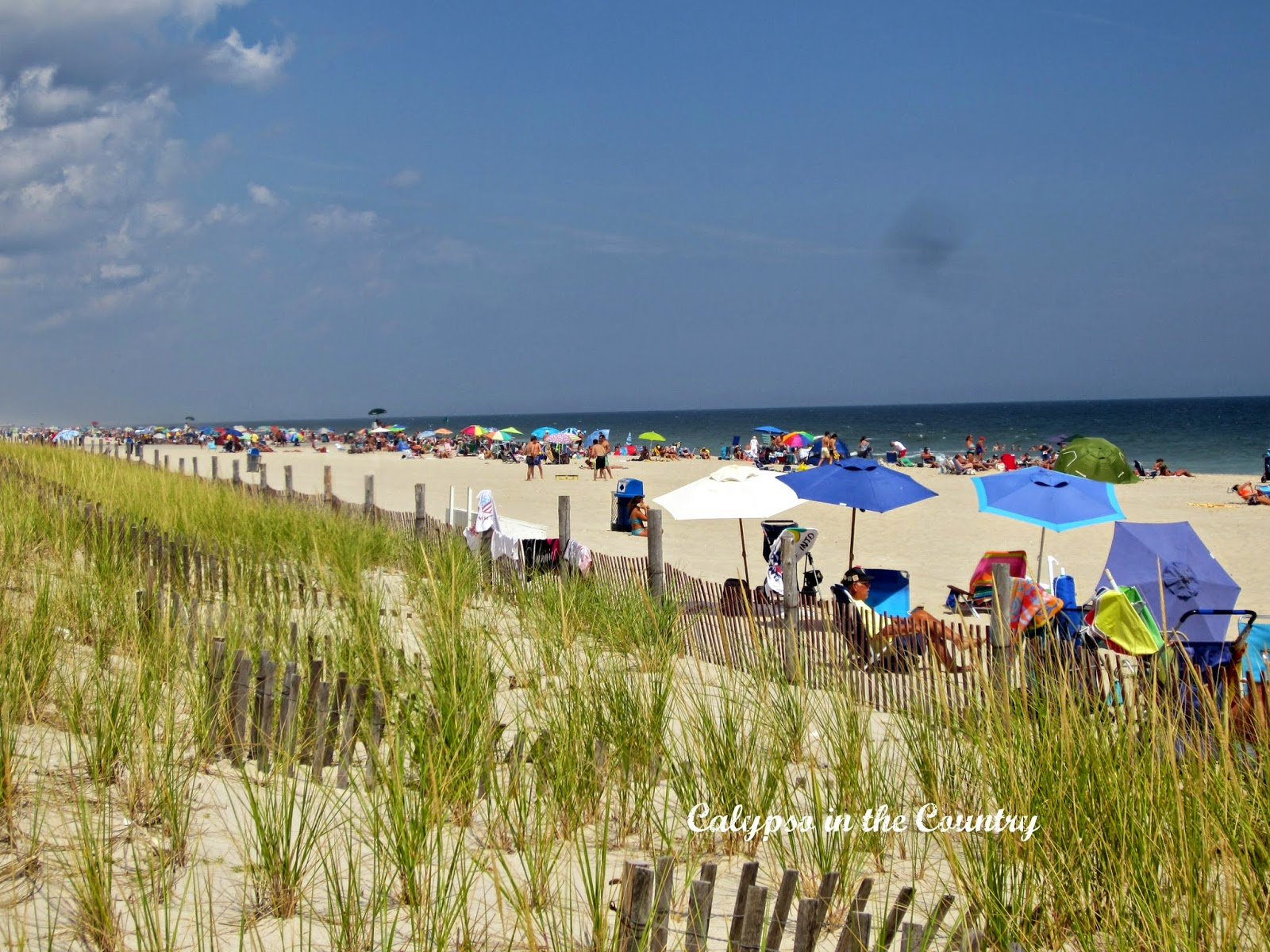 Labor Day Weekend at the Jersey Shore
