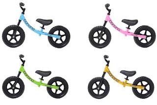 Banana Bike LT, balance bike