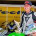 Samara Andrade termina em 4º lugar na sexta etapa da Superbike Ninja 600