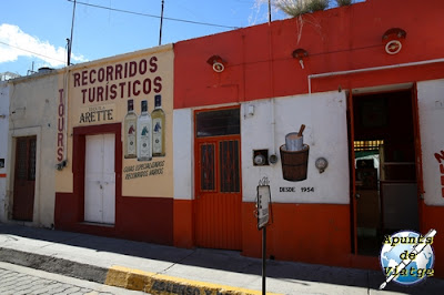 Calle de Tequila