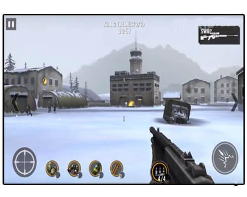 لعبة Ghost Sniper Shooter