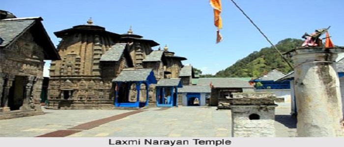 Lakshmi Narayan temple chamba