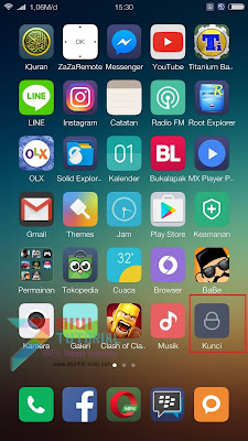 Menghemat Penggunaan Tombol Power pada Smartphone Xiaomi ala Miuitutorial.com Tested by Admin 100% Worked